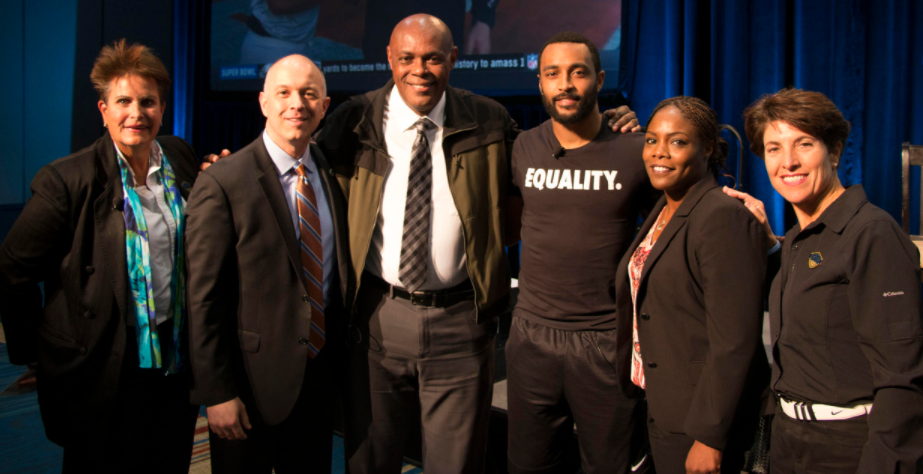 Seahawks Wide Receiver Doug Baldwin Hosts Players Coalition Film Screening