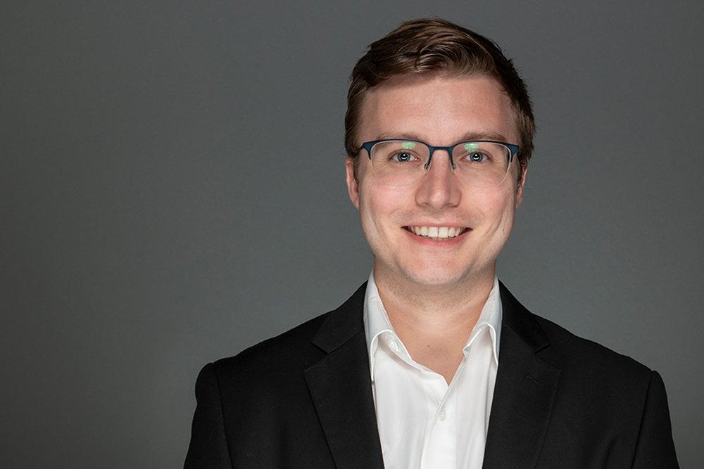 Andrew Doolittle, Business Development Specialist