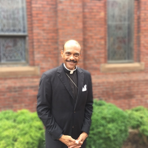 Parish Priest   The Rev'd Fr. E. Bernard Anderson, Jr., SCP