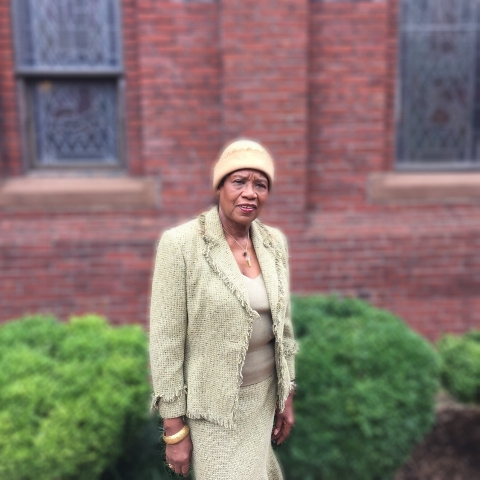Senior Warden   Ms. Beatrice Hendricks