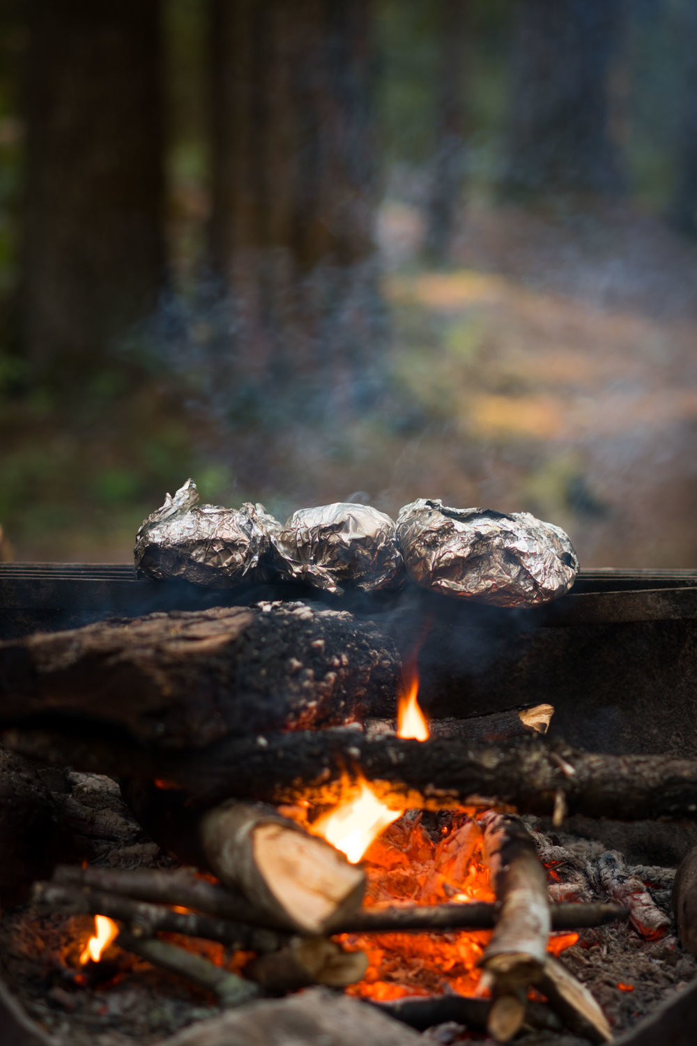 Campfire Dinners!