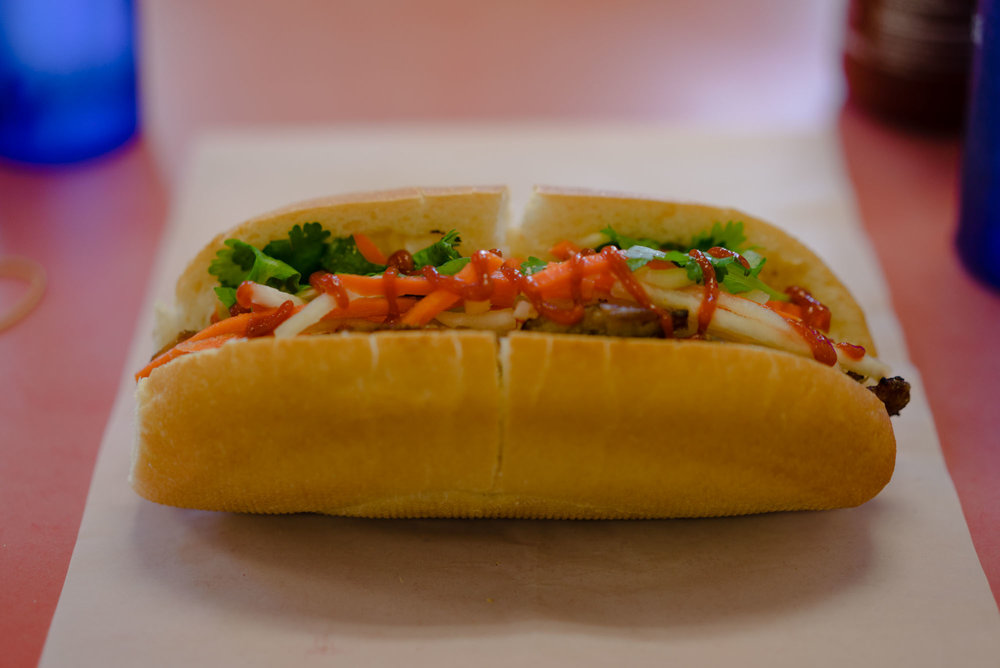 Banh Mi - Eating our way across Oahu