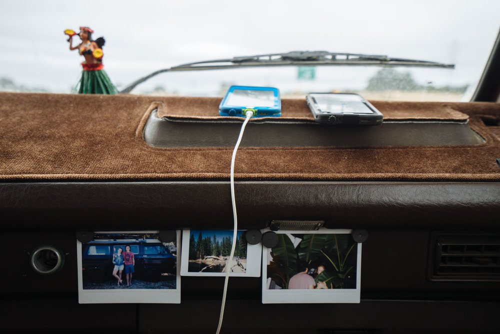 Dashboard Still Life