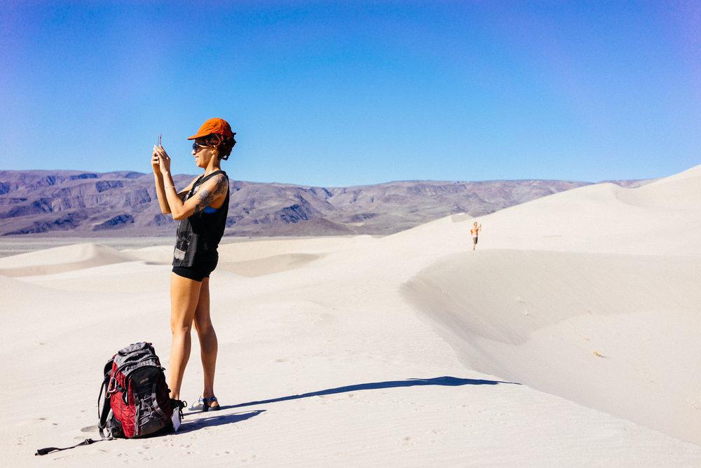 Panamint Dunes, CA
