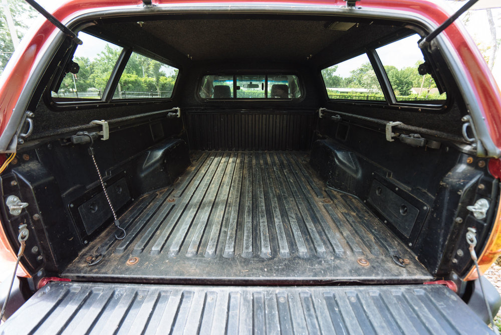 How To Build A Truck Bed Camper For Under 400 Bound For Nowhere