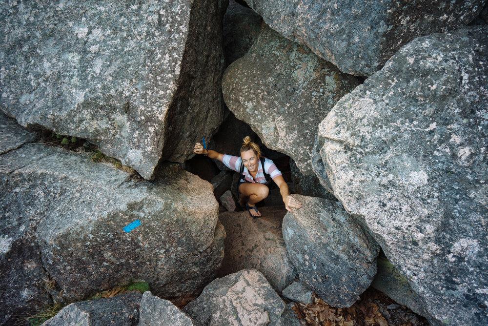 Rock crawls