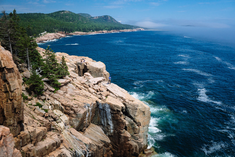 Otter Point, Acadia NP