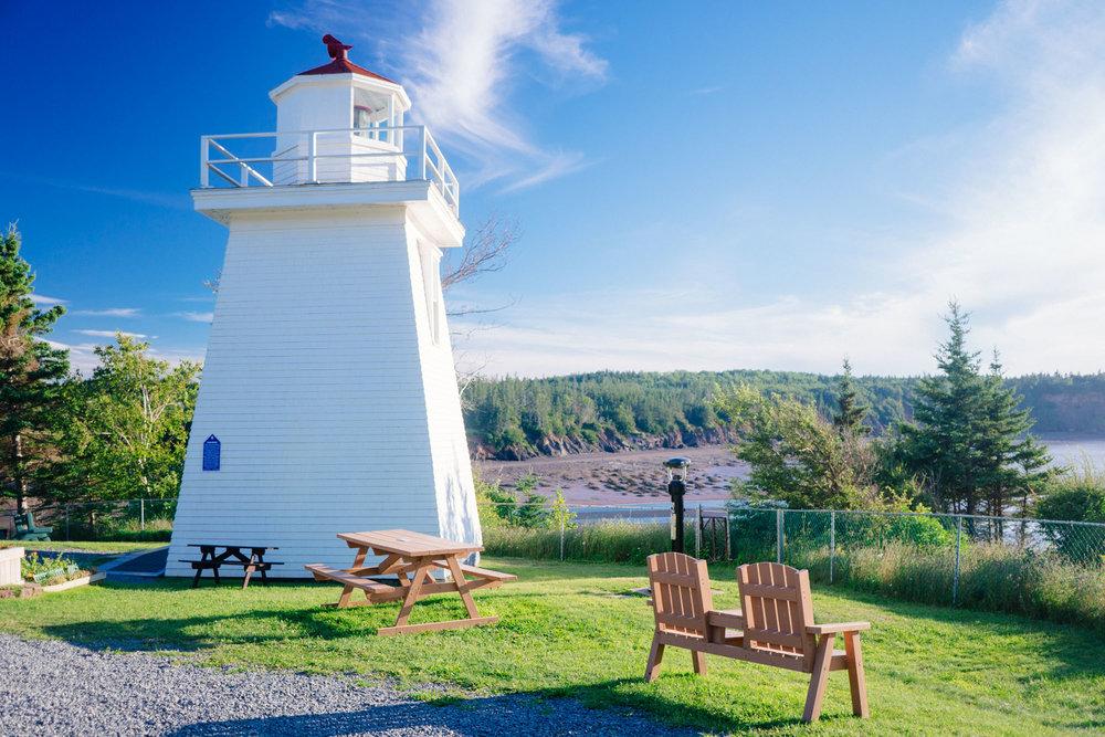 Walton River Delta Lighthouse