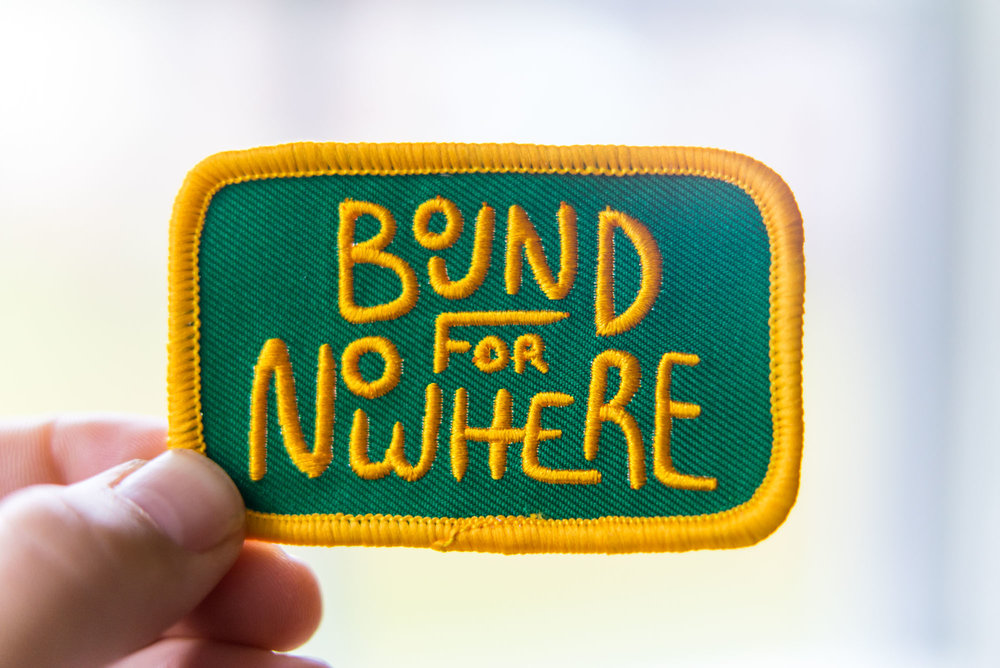 Name Tag Patch