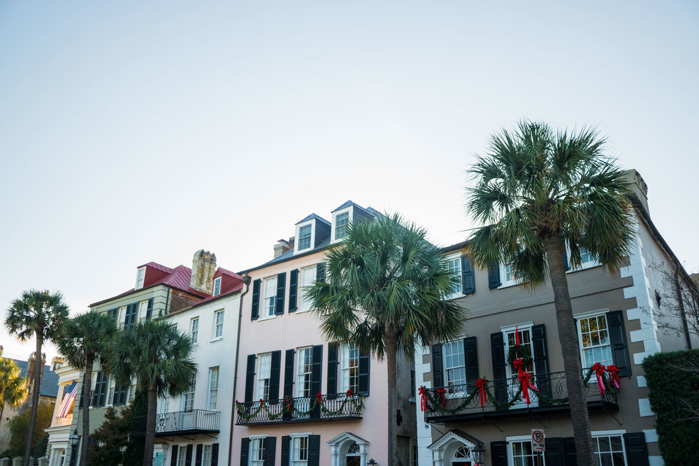 More adorable houses in Charleston