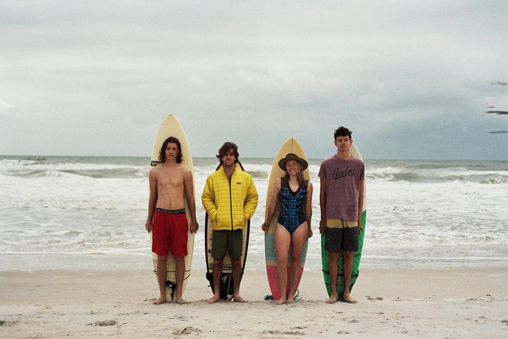 Cousins Surf Squad