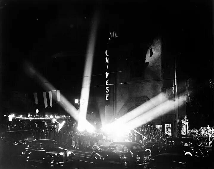 1939 Hollywood Movie Premiere