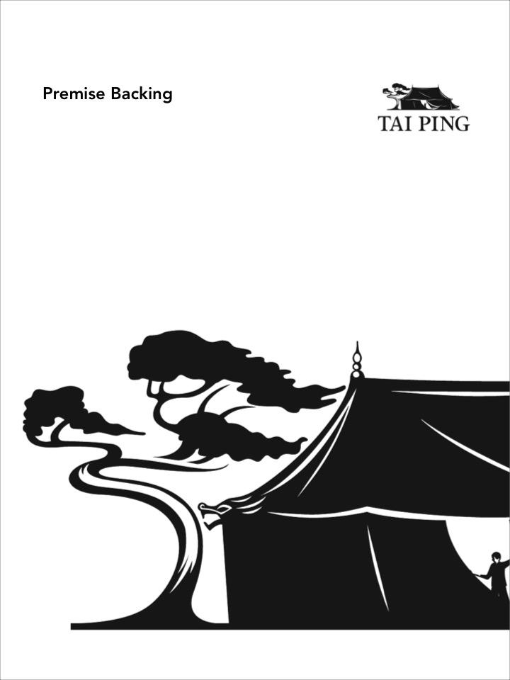 Premise Backing
