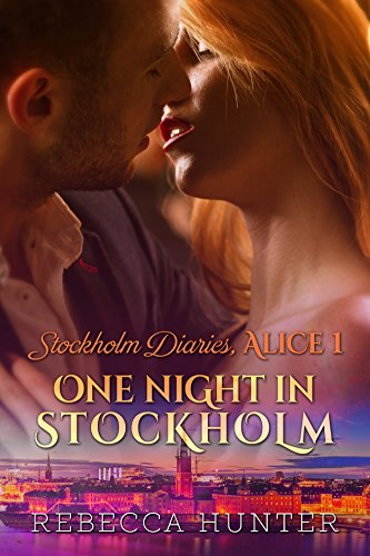 One Night in Stockhom - He was everything she never wanted… and everything she craved. Alice came to Stockholm for work, not to fall in love. But when she meets the elusive author Jonas Hällström, they both let their guards down for one sexy night. Jonas hints at a darker past, the kind of past Alice has sworn off. Just one night won't push her limits, will it? Not unless that one night turns into more.