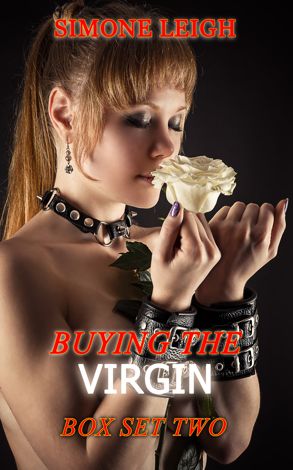 'Buying the Virgin' Box Set Two - BDSM, Ménage and LoveCharlotte, the (Ex) Virgin, returns to her Master, and Michael, her Lover. Her contract is done and her obligations fulfilled. How will her relationship develop with the two men in her life?This is a continuing story of BDSM erotica and ménage between a young woman and her two Masters, and more....Book 6 - The Virgin's HolidayBook 7 - The Virgin's ChristmasBook 8 - The Virgin's ValentinesBook 9 - The Virgin's MasterBook 10 - The Virgin's LoverBook 11 - The Virgin's FantasiesBook 12 - The Virgin's Choices