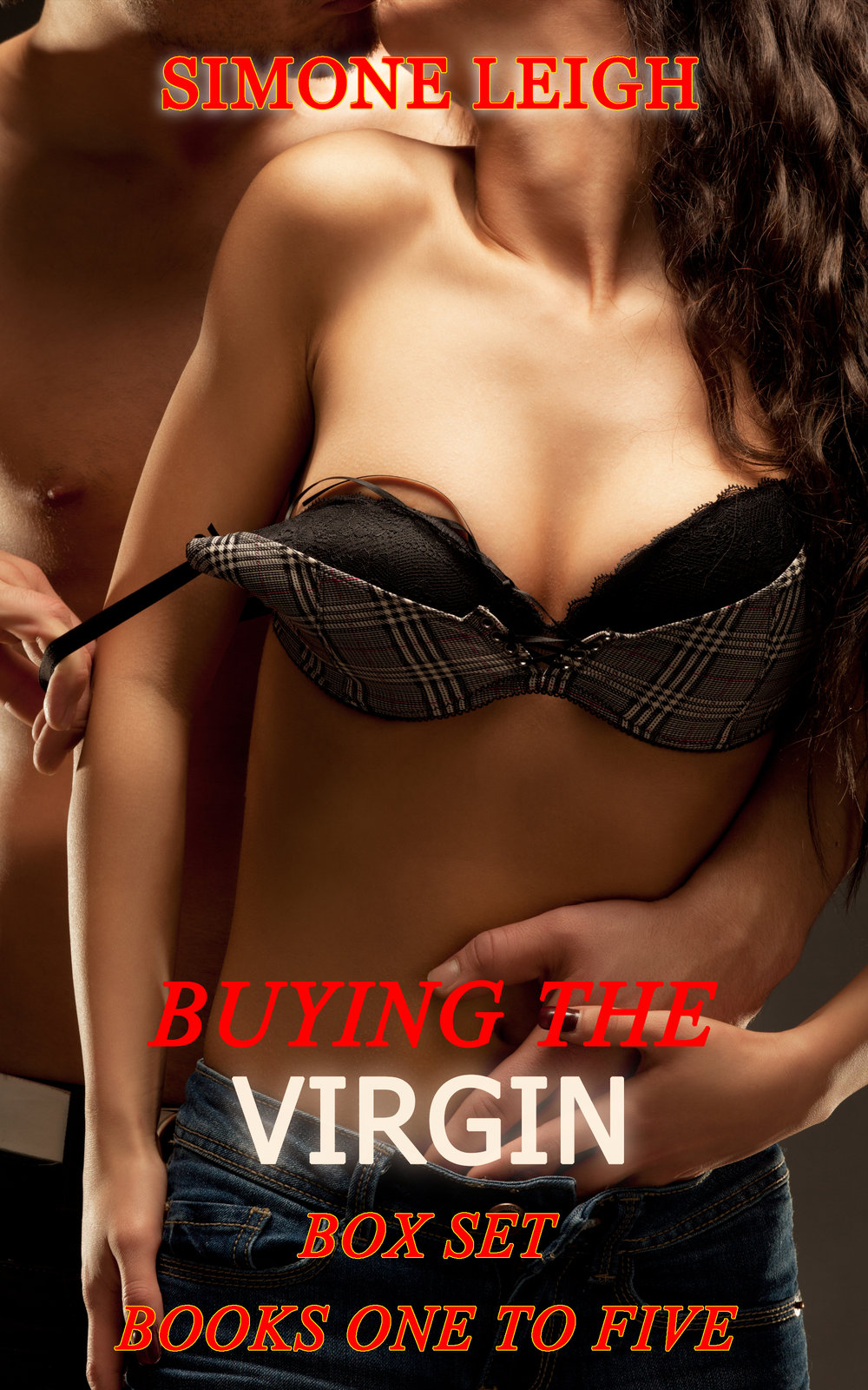 'Buying the Virgin' Box Set One - She Auctioned Her Own VirginityThe penniless Charlotte dreams of a bright future, but she has nothing to sell but herself and her virginity. She chooses to auction both to the highest bidder. This is the first episode in a steamy bdsm, menage erotica tale of a virgin and her first time with a mature alpha male billionaire, his friend...... and others. Readers of this story will read of a young woman with her Master as he leads her along an erotic trail of adventure and excitement through bdsm, menage and voyeurism. Book 1 – The Virgin – AuctionedBook 2 – The Virgin – SoldBook 3 – The Virgin – No MoreBook 4 – The Virgin – UnleashedBook 5 – The Virgin - Fulfilled