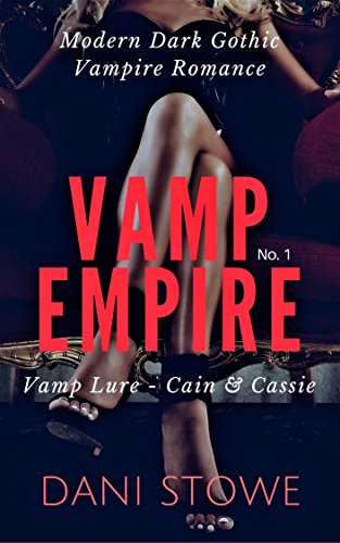Vamp Empire - Here come the Bloody Billionaires...*DARK* Fantasy and Gothic Romance for mature audiences, includes menage and violence.Cassie Bawler loves Vamp Trash—books about love and vampires. But when Cassie finally gets to meet a vampire, a man she thought was destined to be her new boss, Cassie gets caught in a hot mess of corporate mayhem that challenges everything she ever thought was true about blood suckers, who want to do more than just sink their fangs into her. Damn those bloody billionaires.Naughty and Nasty: This is Book 1 of the Vamp Empire (Erotic Thriller).