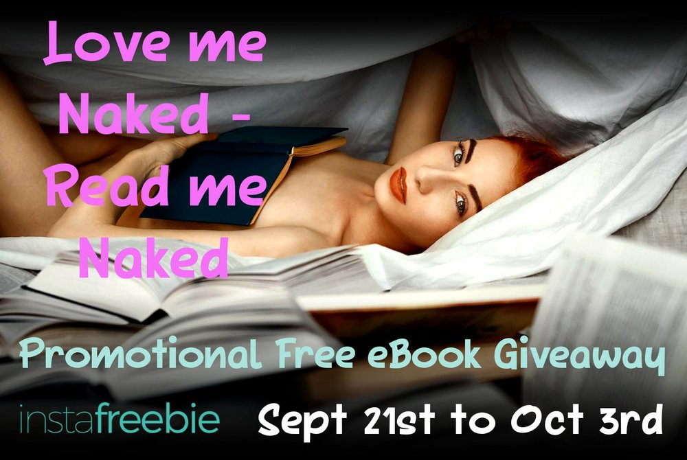 Love Me Naked. Read Me Naked Book Giveaway