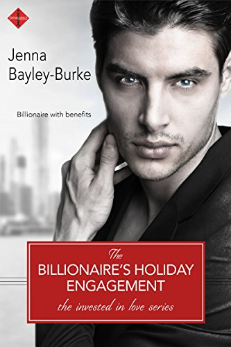 The Billionaire's Holiday Engagement - Venture capitalist Cameron Price is a workaholic and great at his job, but his boss is convinced Cam needs a more balanced life. A wife on his arm would prove Cam's the right man to take over the company. When a gorgeous caterer cooks up the perfect event and catches Cam's eye, he proposes an innovative arrangement they'll both benefit from.Lauren Brody knows Cam's plan is crazy, but pretending to be his fiancée will allow her access to networking at events she'd never get into otherwise. It could be just the break she needs to get her catering business on the map and book the kind of clients she's always dreamed of cooking for.If she can convince Mr. Buttoned Up Tight to have some unscheduled fun along the way, theirs could be a perfect arrangement.