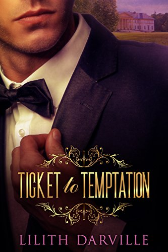 Ticket to Temptation - She's unfulfilled. His urges don't play by the book. Can a mysterious manor help them break free from the ties that bind?Logan Archer is ready for a fresh start. After catching her hotshot lawyer husband screwing the secretary one too many times, the romance novelist takes a chance on an invitation to Blackstone Manor. She jumps at the opportunity to visit the mysterious haven of erotic exploration. But she never expected a freak storm to strand her there with her husband's sexy business partner…Daniel Masterson buries himself in work to keep his mind off his unique sexual appetites. His last girlfriend couldn't handle it, but his partner's wife seems game. As long as they can explore their fantasies without getting too attached…Ticket to Temptation is a hot and heavy romantic suspense novel. If you like steamy sex scenes with a hint of BDSM, mystical settings with a paranormal flavor, and characters looking for a second chance at love, then you'll swoon for Lilith Darville's sensual story.