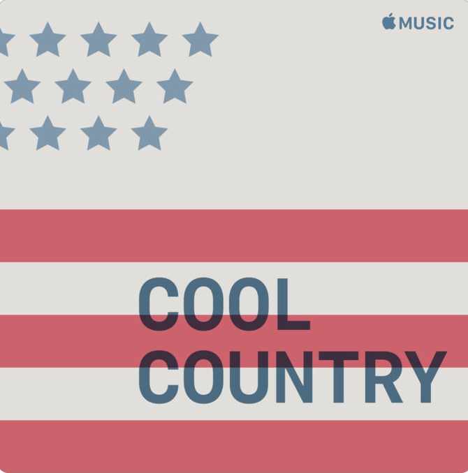 Apple Music's Cool Country