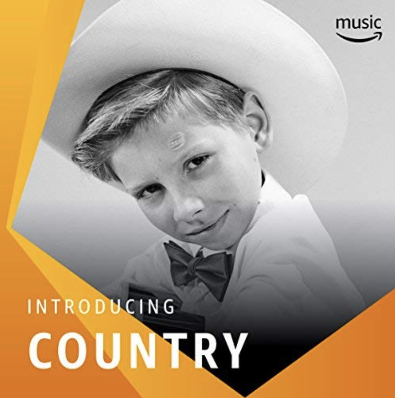 Amazon Music's Introducing Country
