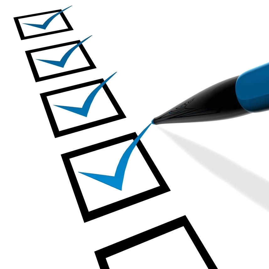 Contractor Checklist - Protect your self and your investment