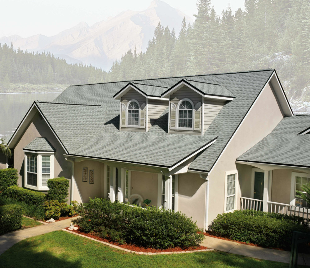 BIRCHWOOD HD   Birchwood is also a lighter colors shingles that is great in the audience of most accenting colors. It provides a great look with less radiant heat absorption. Lighter colors can reduce attic temps by up to 5-10 deg.