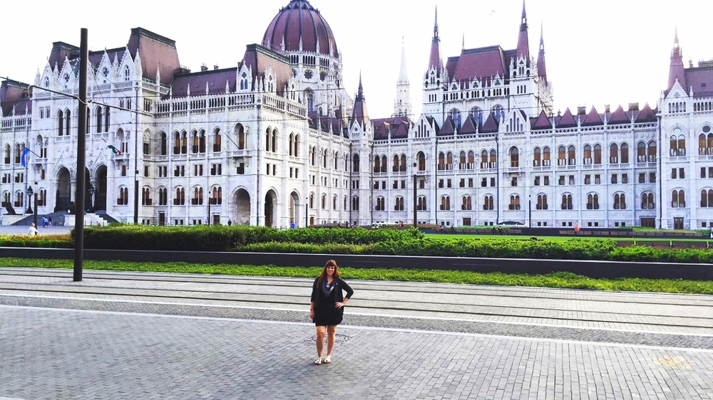 Backpacking in Hungary
