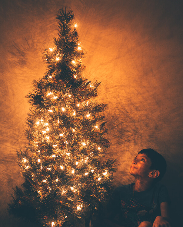 FATHER CHRISTMAS - Drama, Short Play & Short Film.