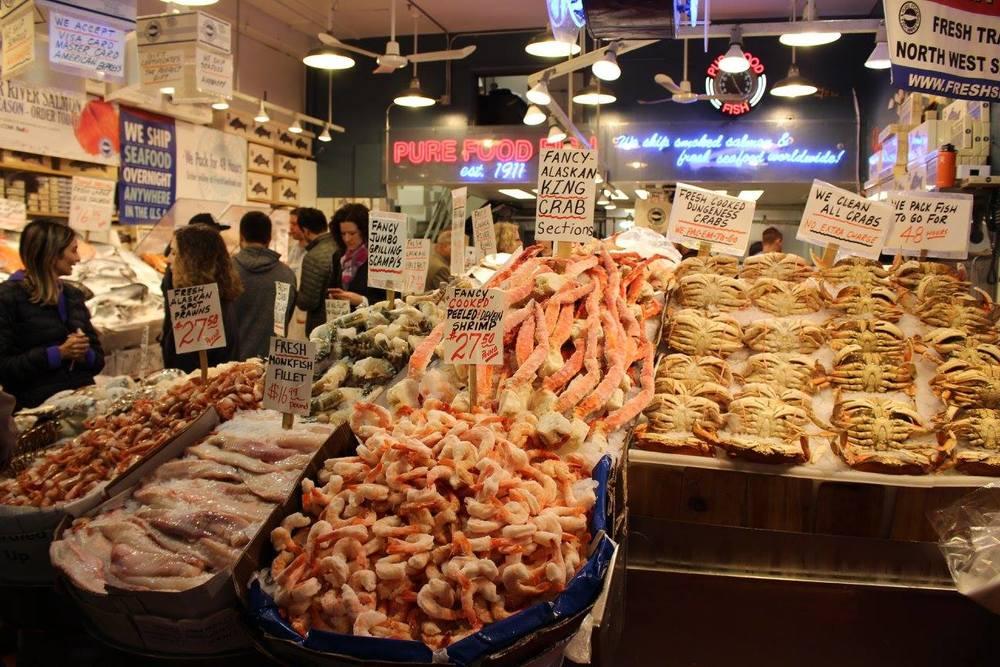 Pike's Market Seafood