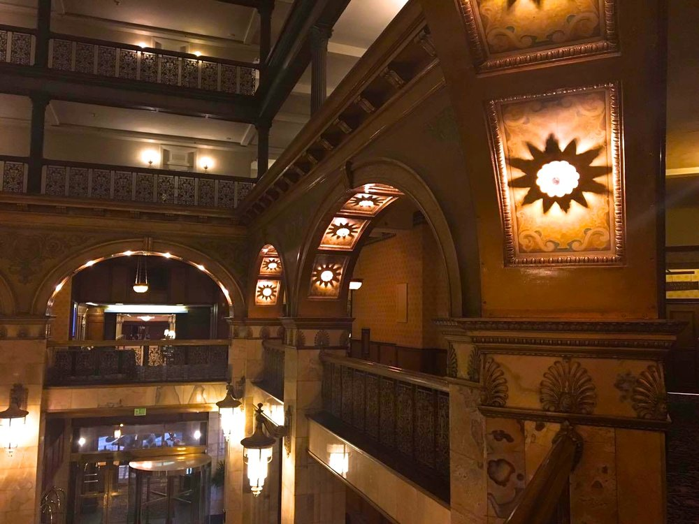 The Brown Palace