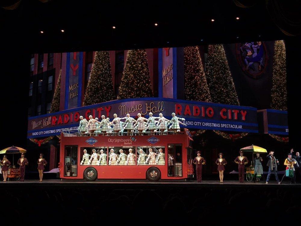 Rockettes Christmas Spectacular at Radio City Music Hall NYC