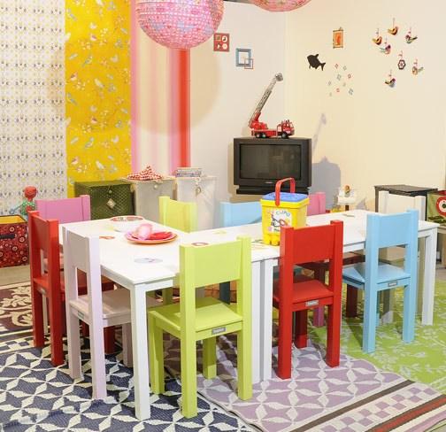 Bopita Table & Two Chairs Set