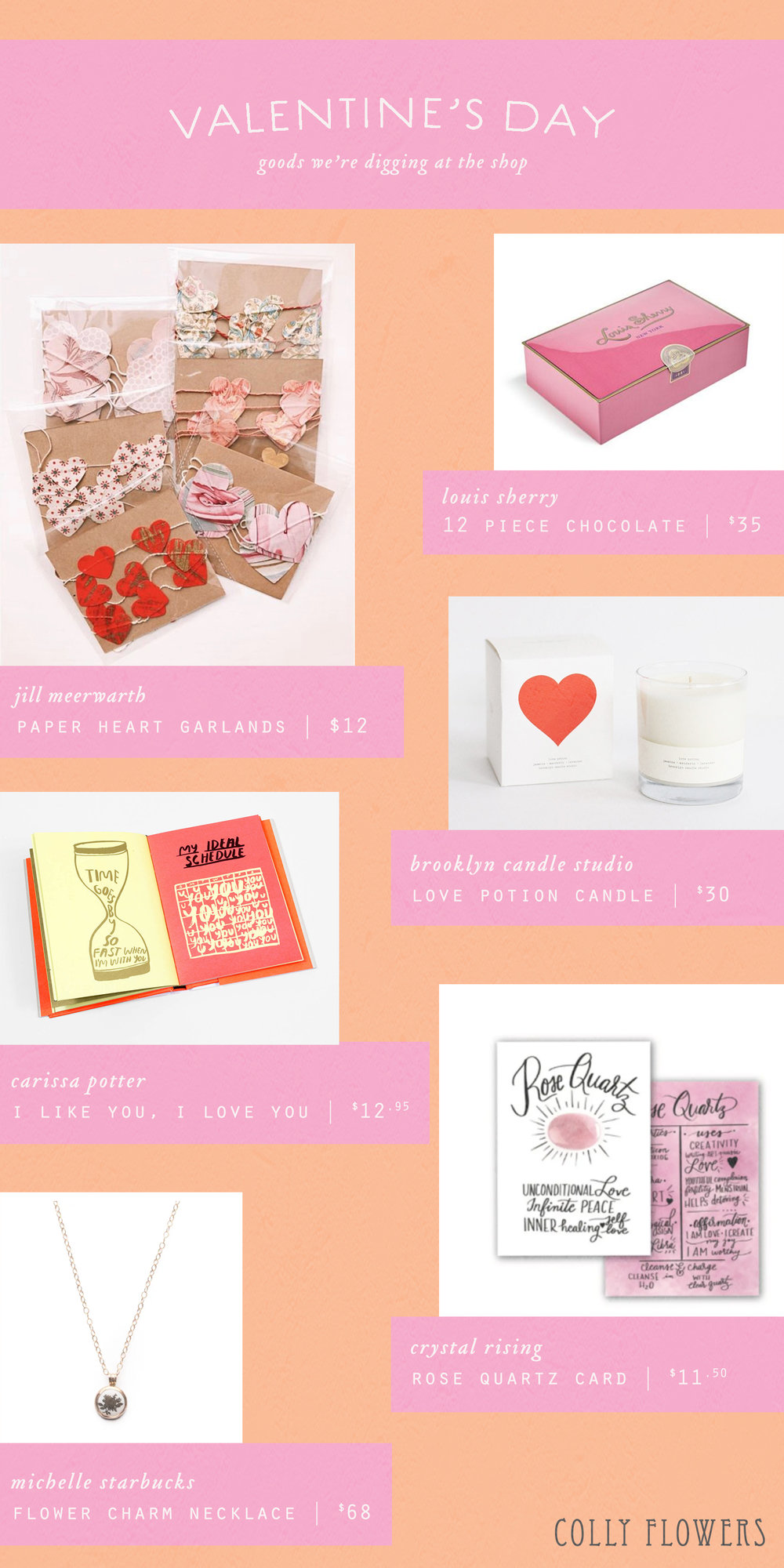 colly flowers | gifts for valentine's day | morristown, nj