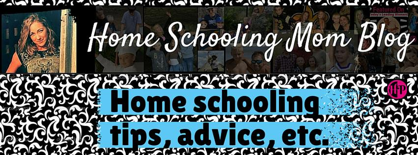 Click the picture to visit my Home Schooling Blog