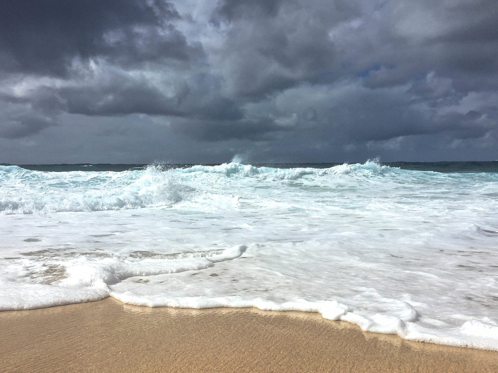 Seascapes - A perspective of the shoreline to the horizon, where the end of our civilization meets the beginning of a world unknown. Browse from this collection of serene conversation-starting pieces that will certainly brighten any room.