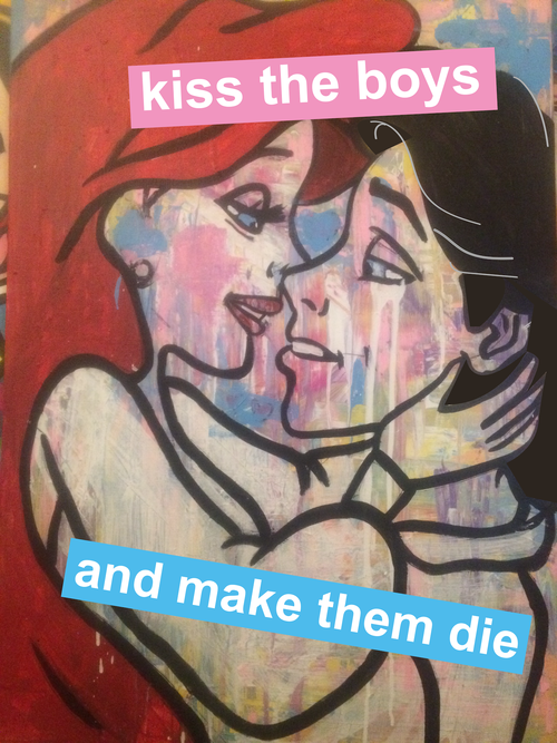 Kiss The Boys And Make Them Die