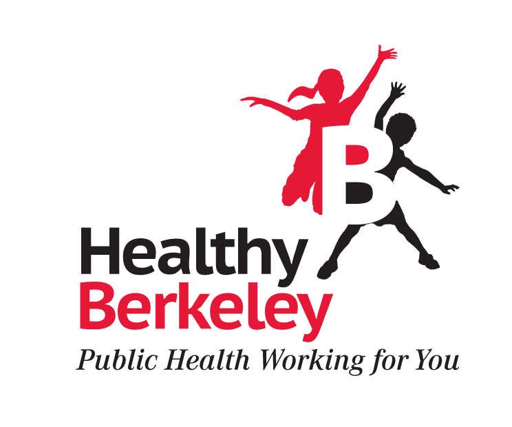 Healthy Berkeley Logo - please fill out the form below to request