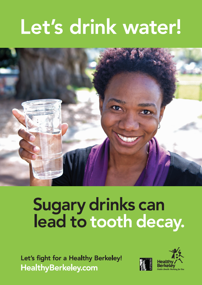 Let's Drink Water! Tooth Decay Version   Press file