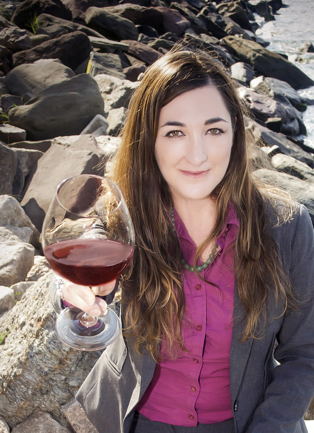 Amber Rill of Corkbuzz