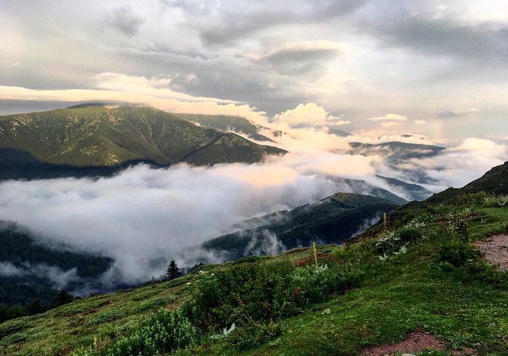 Balkan Mountains - photo courtesy of Deyan Krastev  ( https://www.instagram.com/krastevdeyan/ )