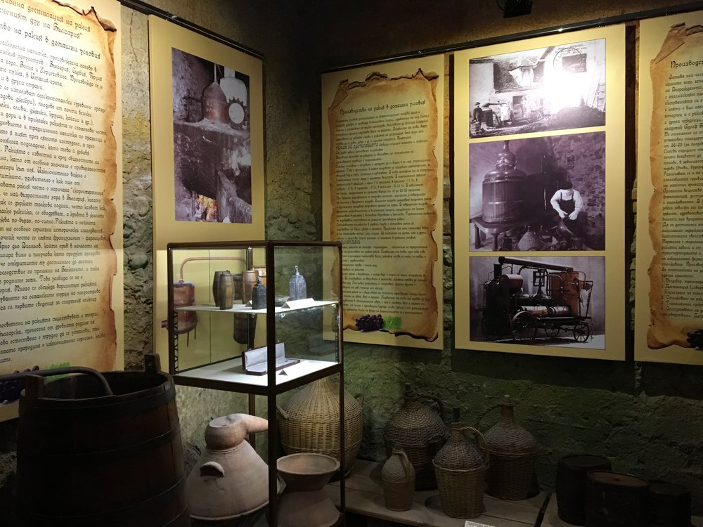 Melnik Museum of Wine