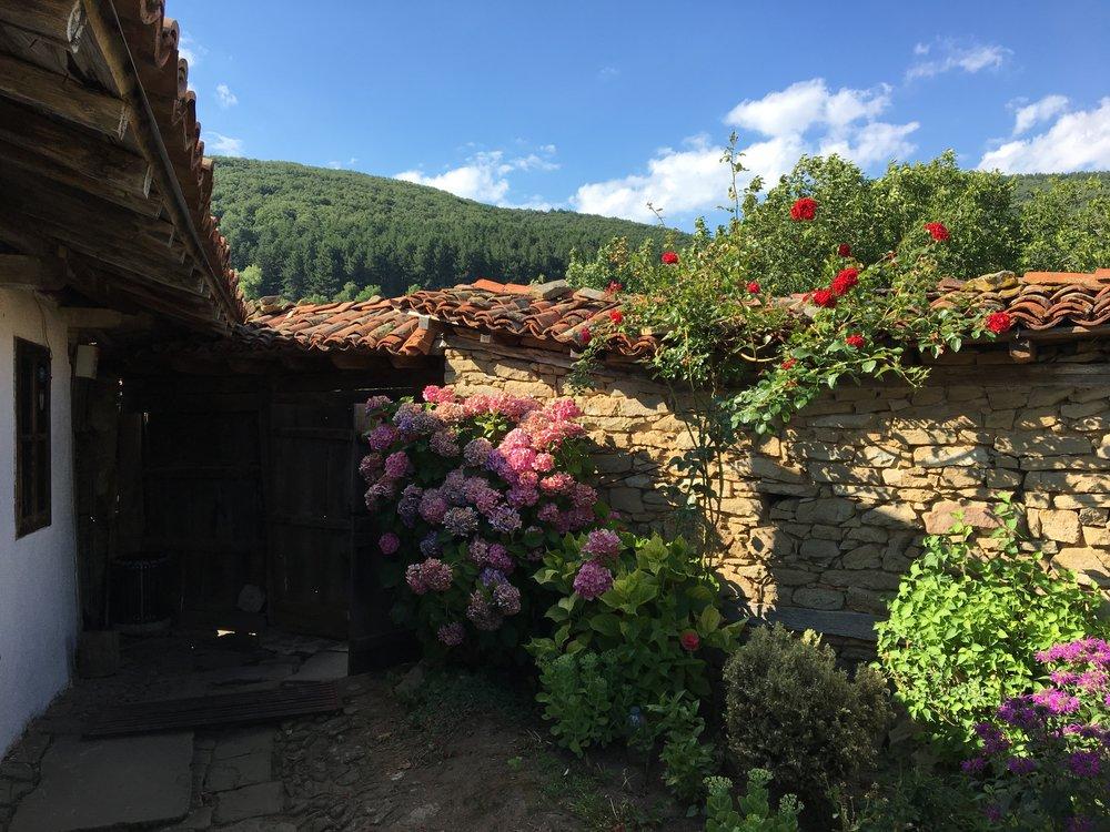 Zheravna House
