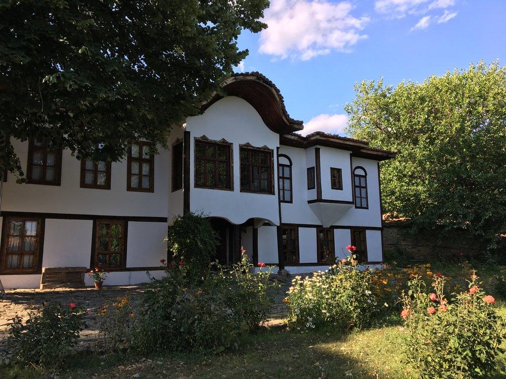 The Art Gallery of Zheravna