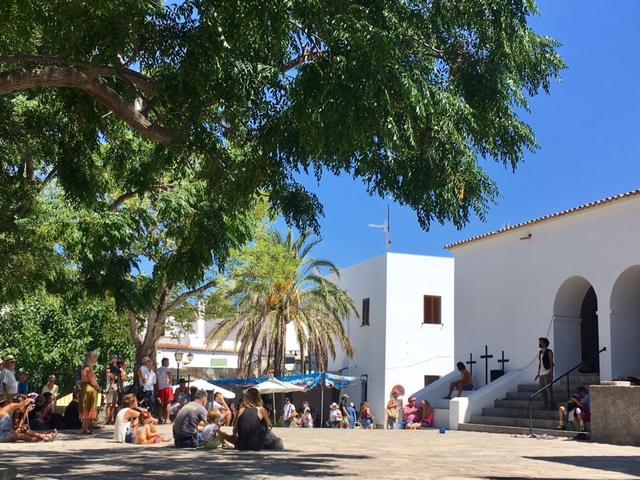 San Juan Sunday market - Ibiza Hippie market