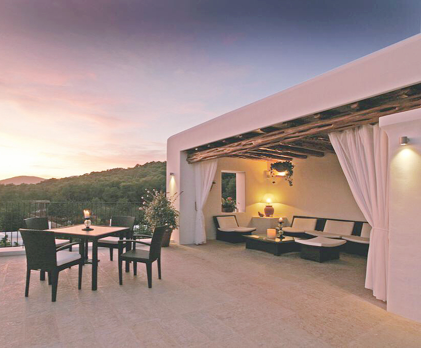 Can Curreu Ibiza country hotel and spa