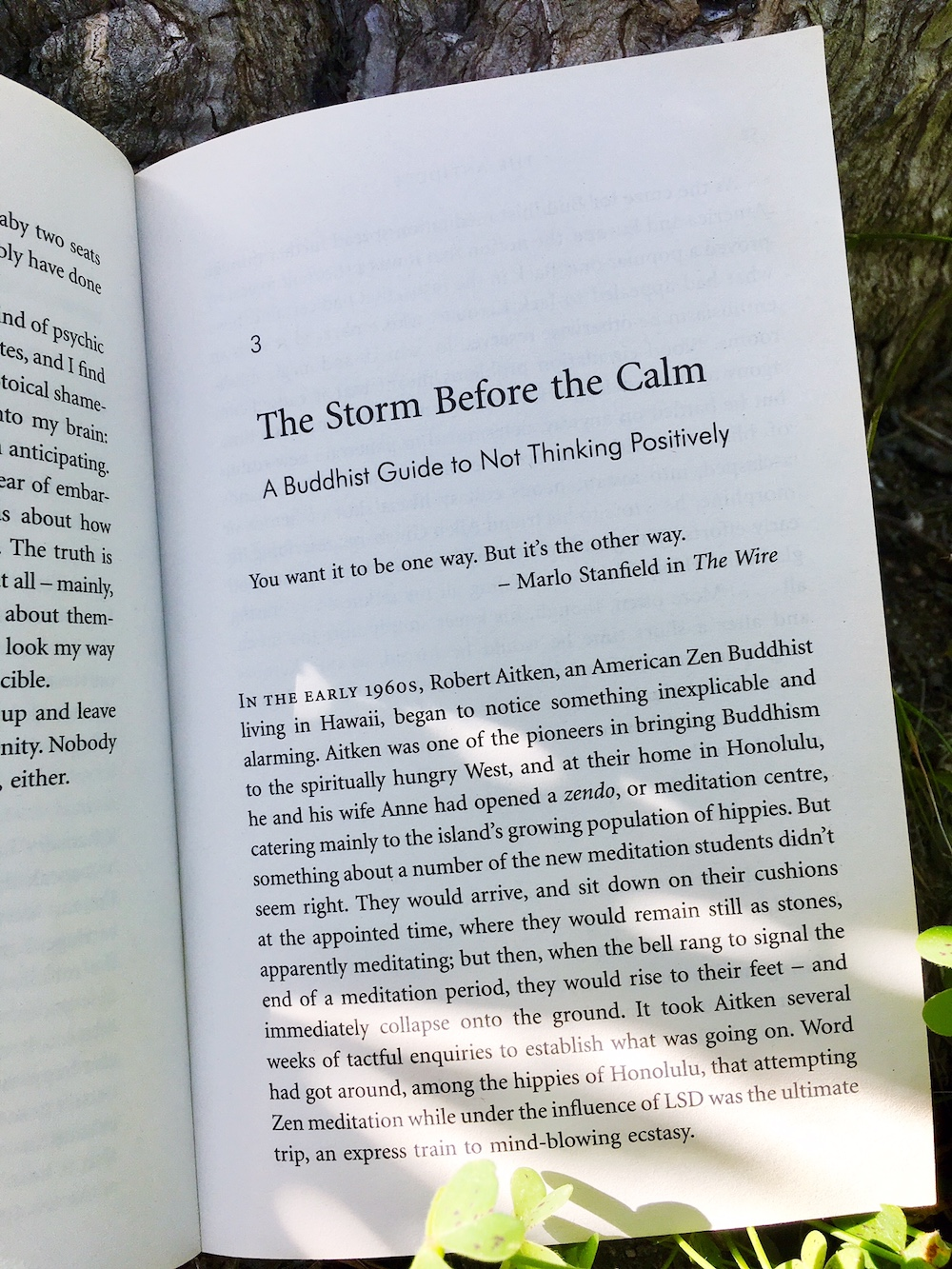 Spiritual Reading - The Antidote Oliver Burkeman