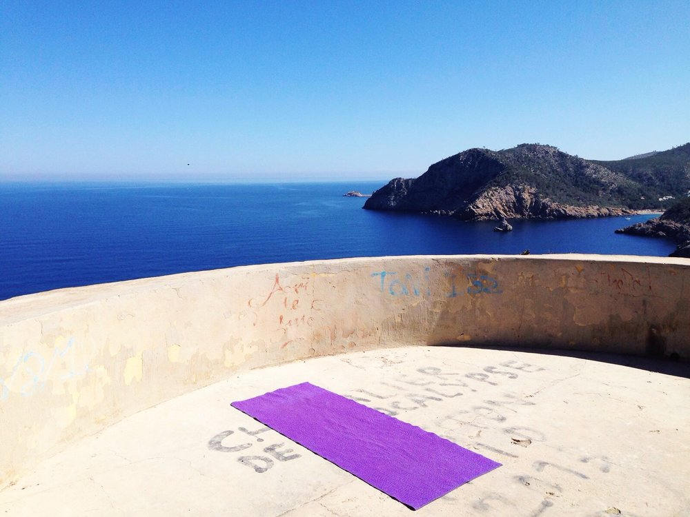 Ibiza yoga and meditation