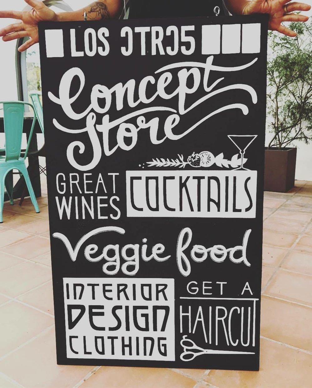 Los Otros Ibiza concept store